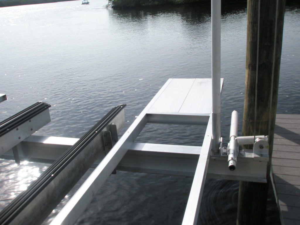 Aluminum Boat Lifts Gulfside Docks